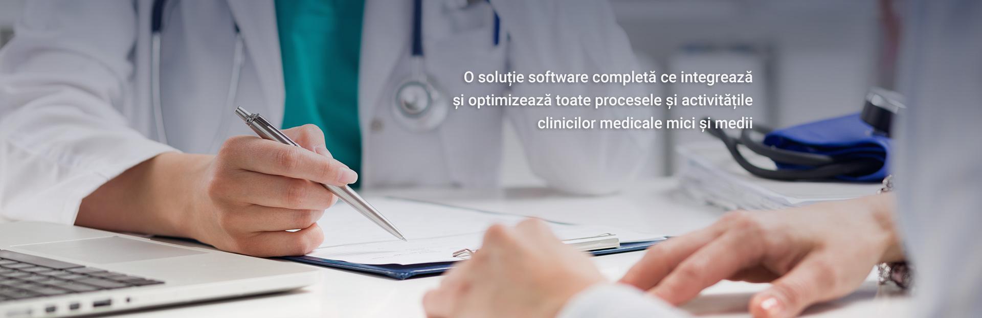 Charisma Medical Software Light