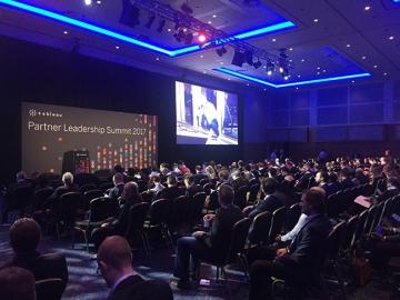 TotalSoft participă la Tableau Partner Leadership Summit 2017
